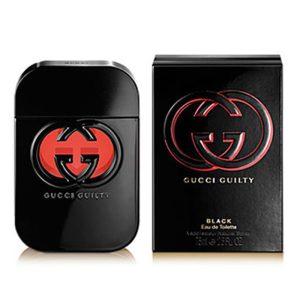 f14b906d8 عطر گوچی گیلتی بلک پور فم ۷۵ میلیلیتر Gucci Guilty Black Eau De Toilette  For Women 75ml