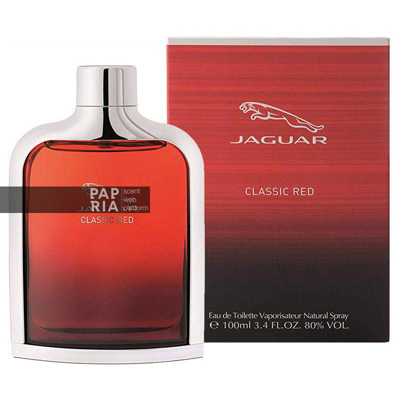 عطر کلاسیک رد قرمز