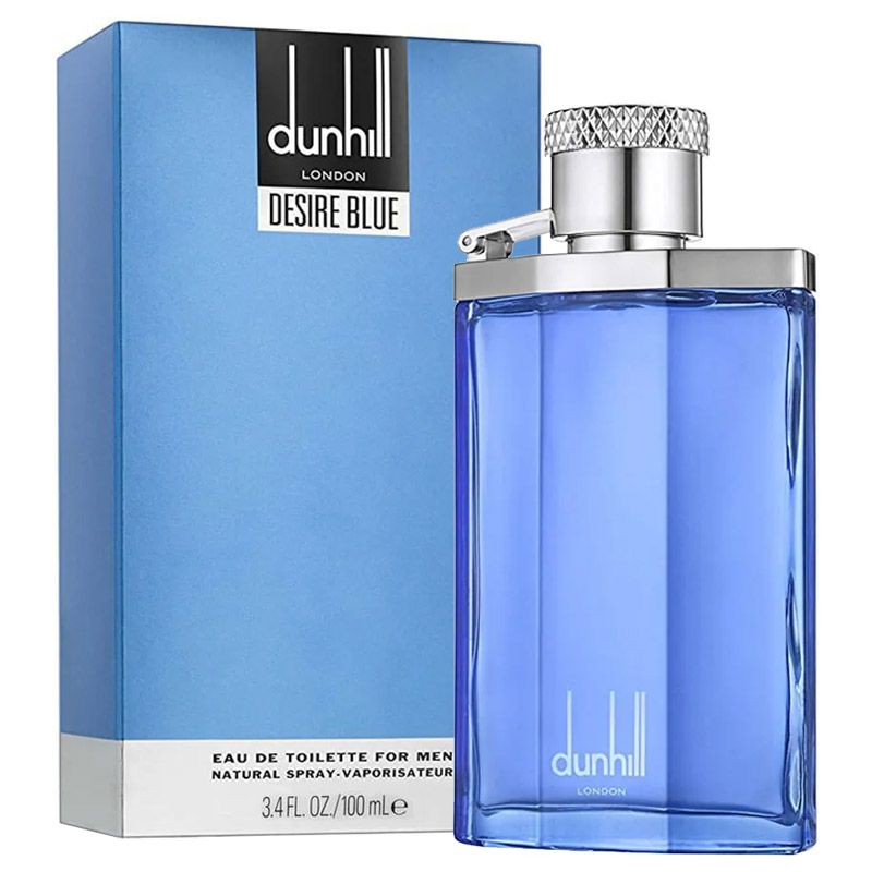 6600a554b عطر دانهیل دیزایر بلو {آبی} مردانه ۱۰۰ میلیلیتر Dunhill London Desire Blue  ...