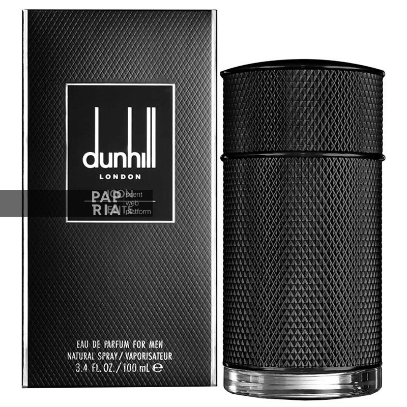 3f60c8a3e عطر دانهیل آیکن الیت {مشکی} مردانه 100 میلیلیتر |فروشگاه اینترنتی ...