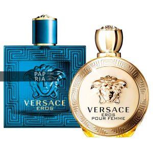 6f78057e9 ست مردانه و زنانه عطر ورساچه اروس Set Versace Eros Pour Femme And Pour Homme