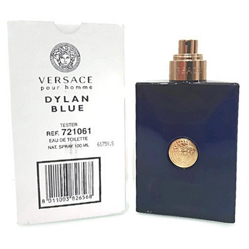 df86fc6e2 تستر عطر دیلان بلو :: VERSACE DYLAN BLUE Tester for men |فروشگاه ...
