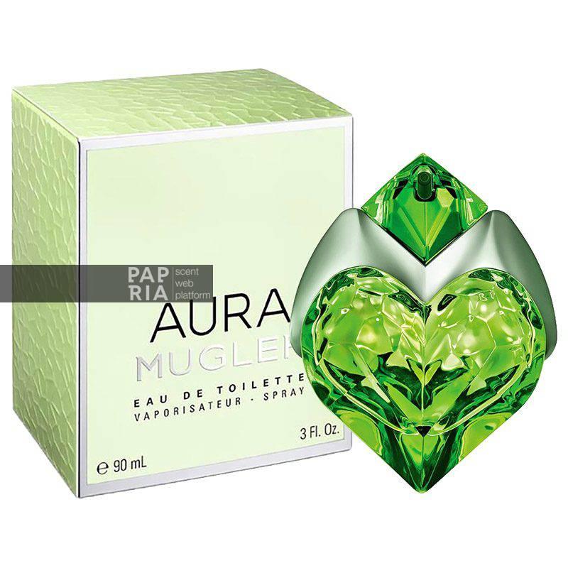عطر اورا AURA موگلر مدل ادو تویلت زنانه