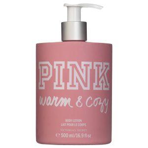 بادی لوشن pink warm cozy 500 میلی لیتر