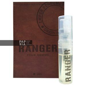 اشانتیون عطر امپر رنجر ادوتویلت مردانه 2 میلی لیتر