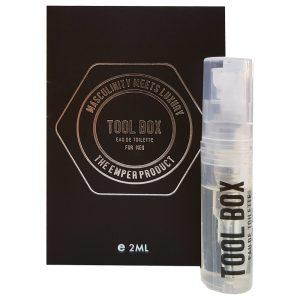 اشانتیون عطر امپر تول باکس ادوتویلت مردانه 2 میلی لیتر