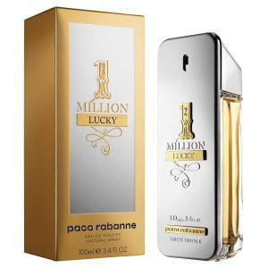 عطر وان میلیون لاکی پاکو رابان