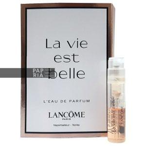 اشانتیون عطر لانکوم لا ویه بل ادوپرفیوم زنانه 1.2 میلیلیتر