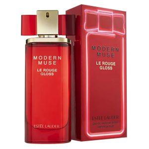 عطر استی لودر مدرن موس له رژ گلاس ادوپرفیوم زنانه