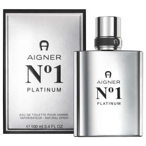 عطر اگنر نامبر وان پلاتینیوم ادوتویلت مردانه