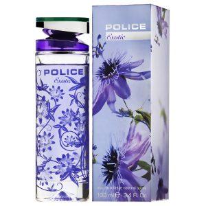 عطر پلیس اگزاتیک ادو تویلت زنانه