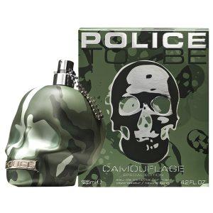 عطر پلیس تو بی کاموفلاژ ادو تویلت مردانه