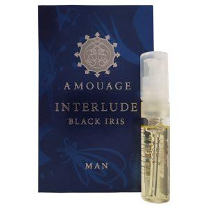 سمپل عطر آمواج اینترلود بلک آیریس مردانه ادو پرفیوم